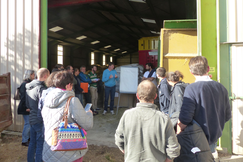 Résilait : Un séminaire propice aux échanges et aux dégustations autour des fromages de l'Aveyron