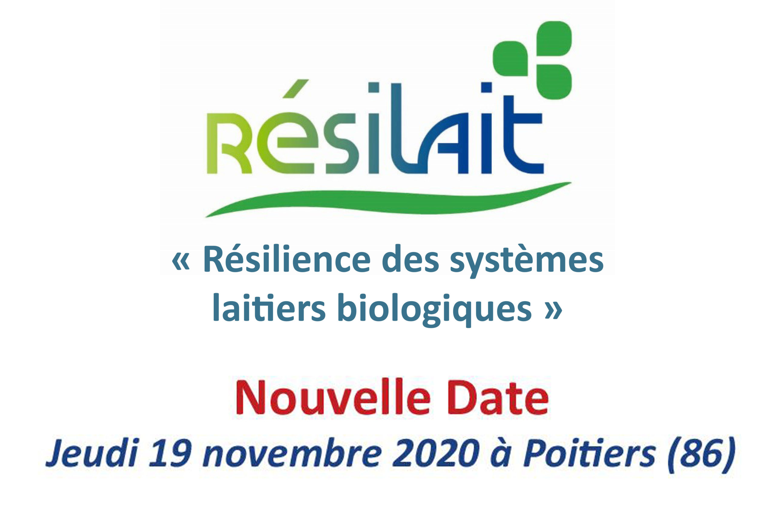 Participez au colloque de restitution Résilait