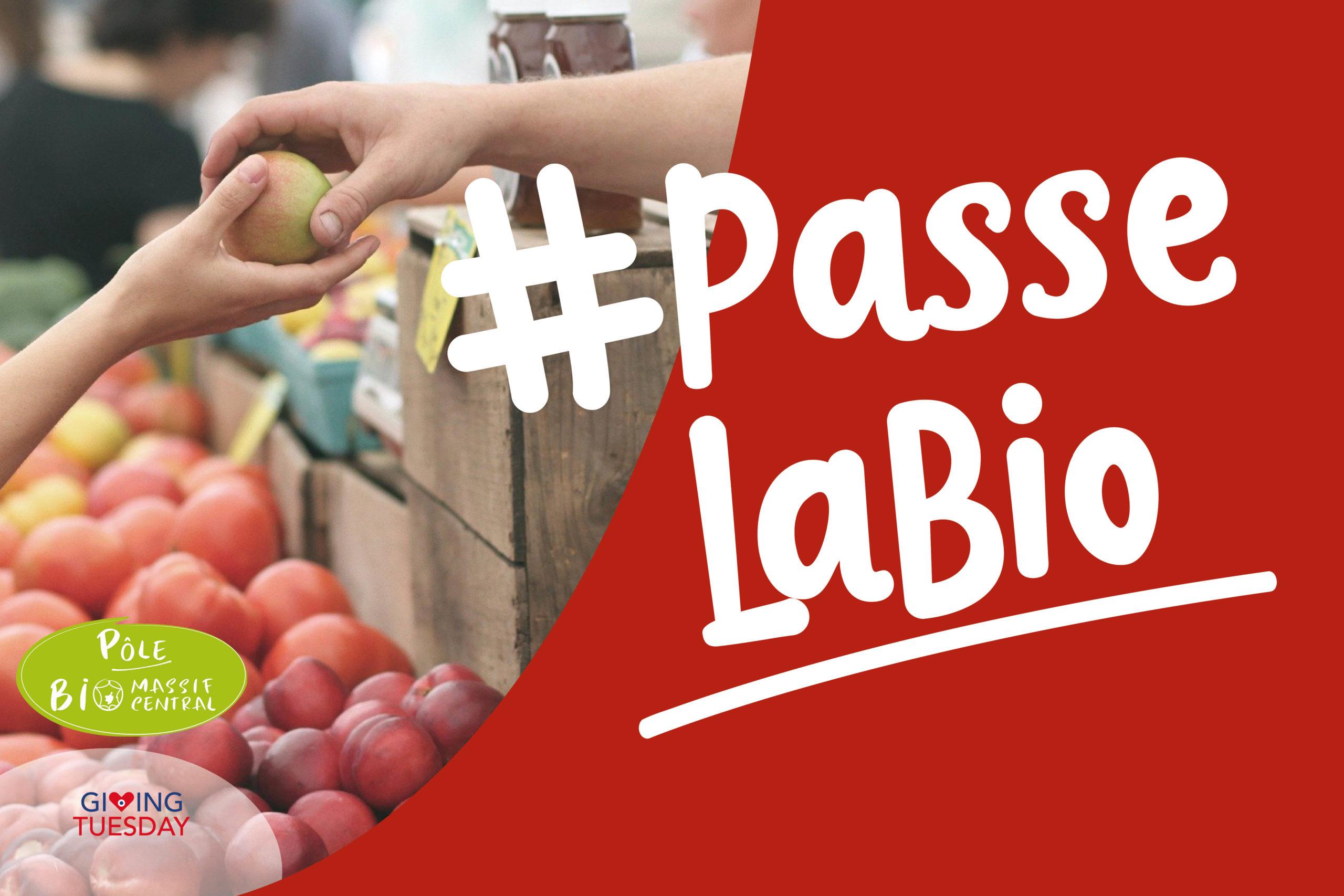 #PasseLaBio, construisons la plus grande chaîne virtuelle de passes pour soutenir l'AB !